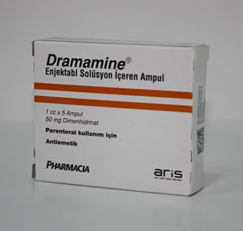 Dramamine 50 Mg
