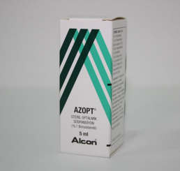 Azopt price +shoppers drug mart