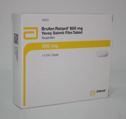 Brufen Retard 800 mg