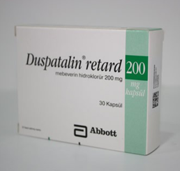 Duspatalin Retard 200 mg
