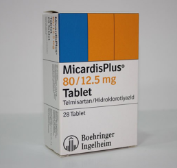 Micardis Plus 80 mg