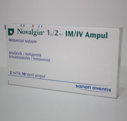 Novalgin 1g-2ml